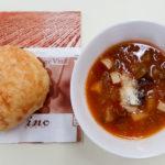美人を作るスープ塾で、美味しいスープをいただきました