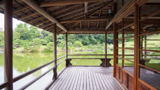 写真ライフ撮影教室 デコレンズキャップワークショップ in 清澄庭園 with E-M10 Mark3