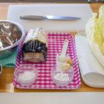 美人を作るスープ塾で「白菜とホタテのクリームスープ」をいただきました