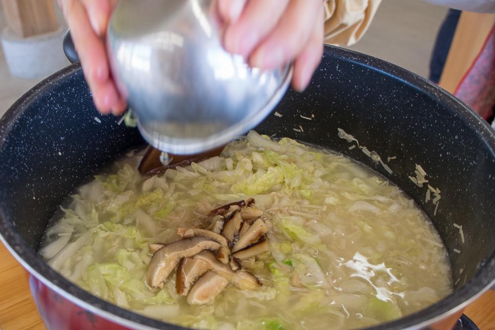 美人を作るスープ塾