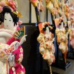 春日部市の押絵羽子板さか田さんで本物の美しさに驚きました