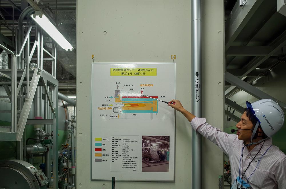 大丸有地域冷暖房システム