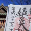 平成最後のお正月は地元神社へ