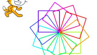 スクラッチ講座<7> 図形描画でクイズとゲーム