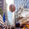 中央区観光協会主催のまち歩きツアー「べったら市の賑わいを訪ねて」に参加して