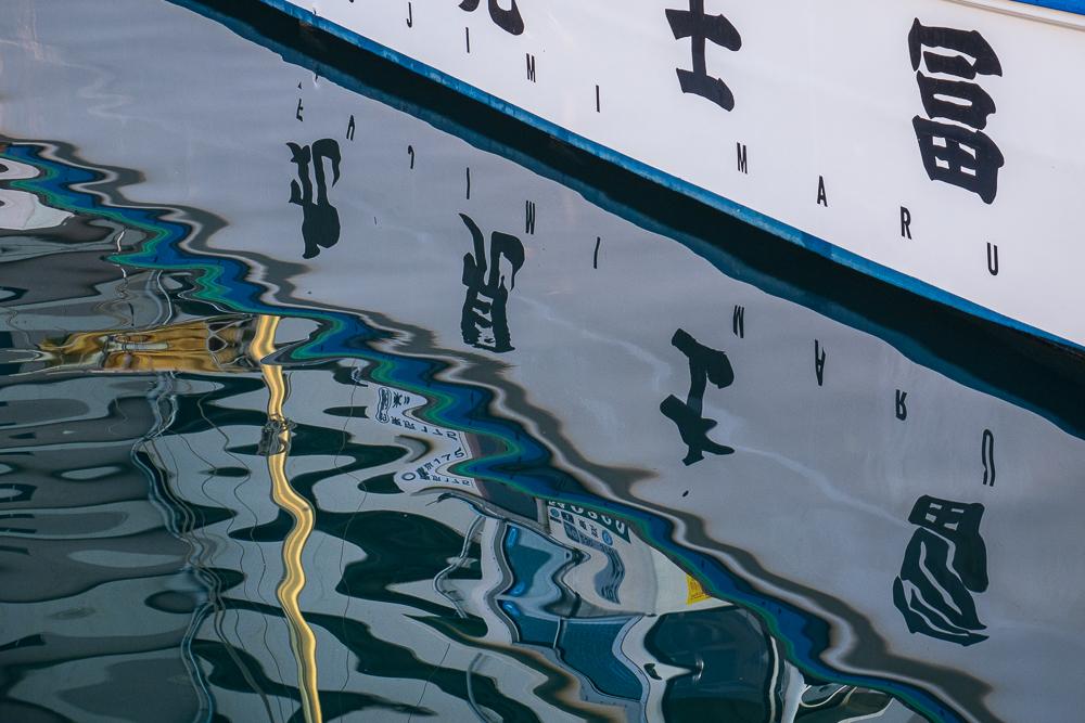 屋形船、富士見