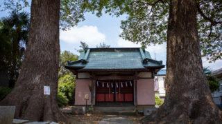 まちしるべ82 道仏稲荷神社