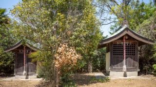 まちしるべ52 稲荷神社(逆井)