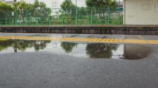 電車の来ない駅 鶴見線 武蔵白石駅から大川駅へ