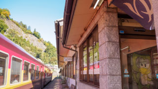 わたらせ渓谷鉄道のトロッコ列車「わっしー」に乗って、かっぱの湯へ行ってきました