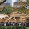 大嘗宮を見て、日本の心を感じてきました