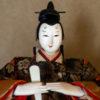 昭和28年の雛飾り